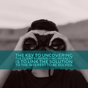 uncovering goals