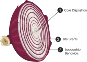 onion analogy for a goal