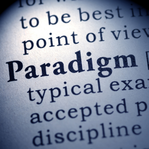collaborative paradigm shift dictionary