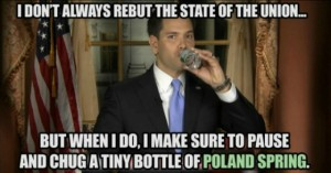 """""""My water is more important than my voters!"""""""