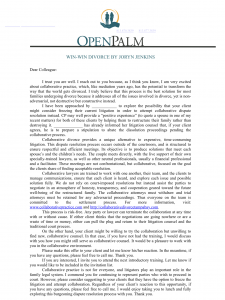 The Open Palm Litigation Freeze Letter.