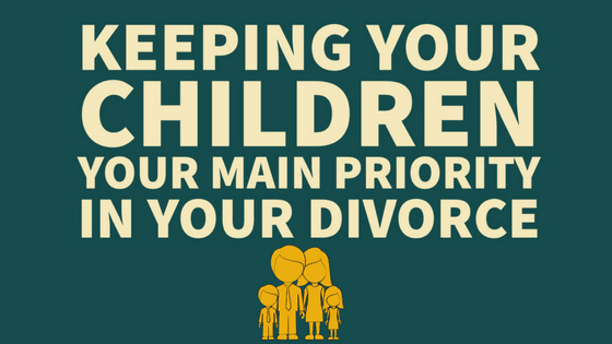how will the divorce process affect your children