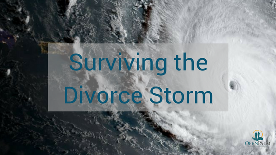 divorce hurricane
