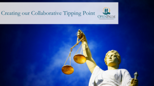 Creating our Collaborative Tipping Point law of the few