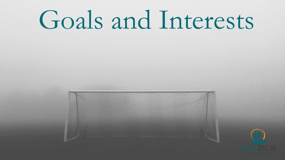 Goals and Interests