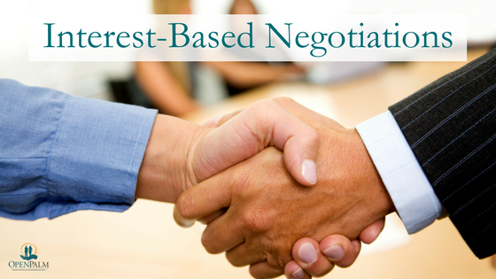 Interest-Based Negotiations