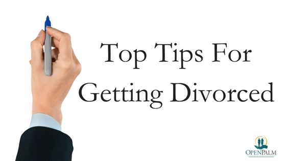 Top Tips For Getting Divorced