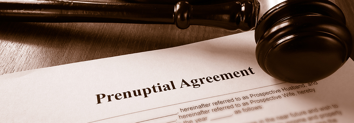 Motion to Set Aside Prenuptial Agreement in Tampa
