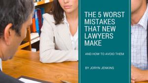 divorce lawyer 5 worst mistakes