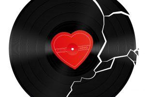 broken heart vinyl record